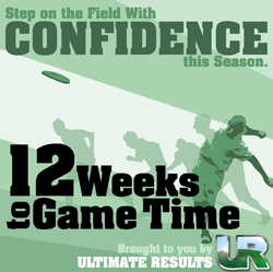 12 weeks to game time