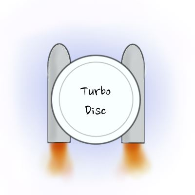 Turbodisc ultimate frisbee play